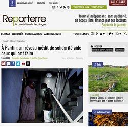 À Pantin, un réseau inédit de solidarité aide ceux qui ont faim
