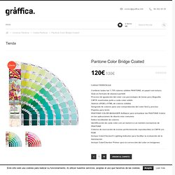 ¡Oferta! Pantone Plus Color Bridge Coated