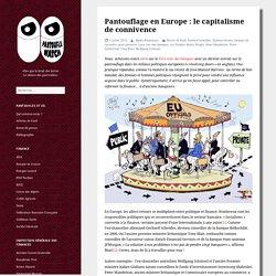 Pantouflage en Europe : le capitalisme de connivence