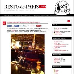 Le Pantruche (9e), bistronomique et serveurs sexy paris