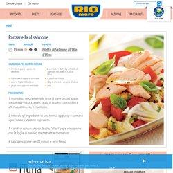 Panzanella al Salmone: Ricetta Veloce e Facile