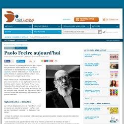 Paolo Freire aujourd'hui