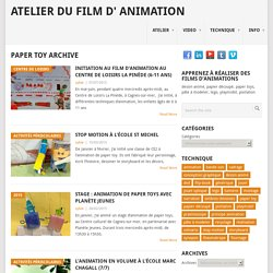 Atelier du Film d' Animation