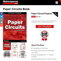 Paper Circuits Book - Makerspaces.com