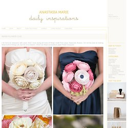 Paper Flower Love » Anastasia Marie