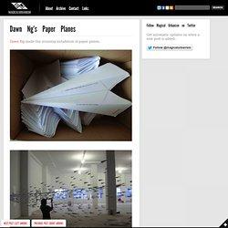 Dawn Ng's Paper Planes