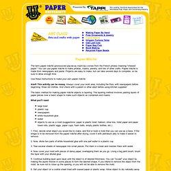 Paper University - Art Class
