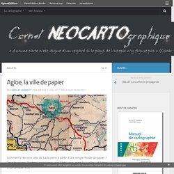Agloe, la ville de papier – Carnet (neo)cartographique