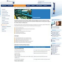 Netherlands - Papierindustrie