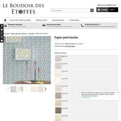 Papier peint Sascha - Papiers peints par éditeurs/Villa Nova - Le Boudoir des Etoffes