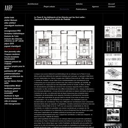 la cellule du mirail - AARP - Rémi PAPILLAULT - Architecte - Urbaniste -Toulouse