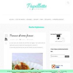 Papillette: Pommes de terre farcies