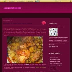 Papillotes de poulet avec sac de cuisson - Le blog de A nos petits fourneaux