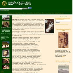 Papisher & Prod Poetry Irish culture and customs - World Cultures European