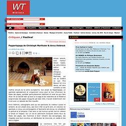 Critiques / Festival : Papperlapapp de Christoph Marthaler & Anna Viebrock Par Dominique Darzacq | Webthea