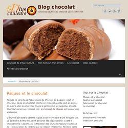 Pâques et le chocolat
