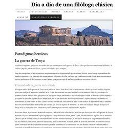 Día a día de una filóloga clásica