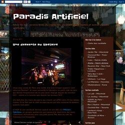 Paradis Artificiel: novembre 2011