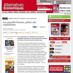 Les paradis fiscaux, piliers du capitalisme