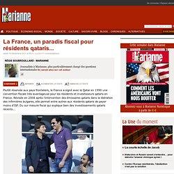 La France, un paradis fiscal pour résidents qataris...
