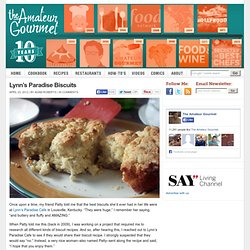 Lynn's Paradise Biscuits