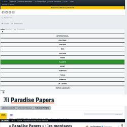 «Paradise Papers»: les montages fiscaux agressifs de Nike pour éviter l'impôt en Europe