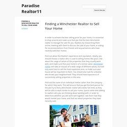 Paradise Realtor