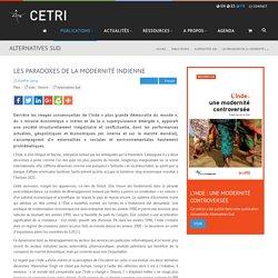 """""""Les paradoxes de la modernité indienne"""" - CETRI, 2011"""