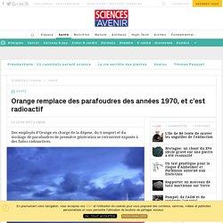 Orange remplace des parafoudres des années 1970, et c'est radioactif - Sciencesetavenir.fr