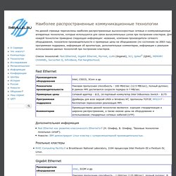 PARALLEL.RU - Информационно-аналитический центр по параллельным вычислениям