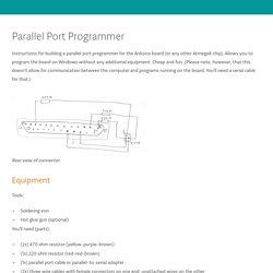 ParallelProgrammer