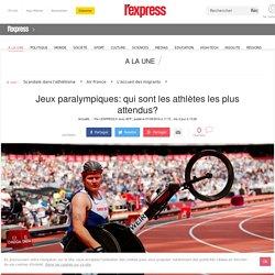 Jeux paralympiques: qui sont les athlètes les plus attendus?