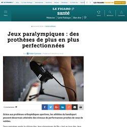 Jeux paralympiques : des prothèses de plus en plus perfectionnées