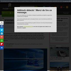 Windows 10 : Microsoft ne veut pas changer ses paramètres de confidentialité