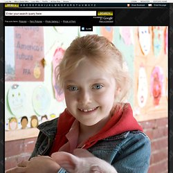 Dakota Fanning as Fern in Paramount Pictures' drama Charlotte's Web (2006) Large Picture - Large Photo of Fern