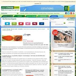 GDS CREUSE 20/11/13 Grande douve et paramphistome : raisonner chaque année son plan de lutte