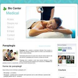 Centru de reabilitare medicala Oradea