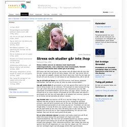 Paraplyprojektet - webbtidning mot diskriminering – för öppnare arbetsliv