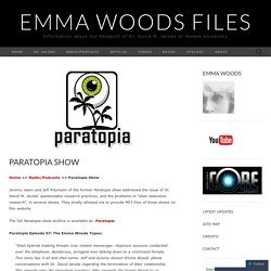 Emma Woods Files