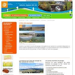L'Atlas des paysages - Les paysages - Un patrimoine d'exception - Parc National des Cévennes