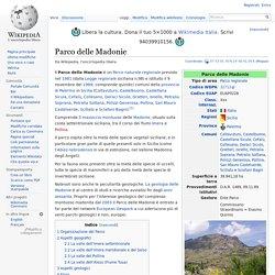 Parco delle Madonie - Wikipedia