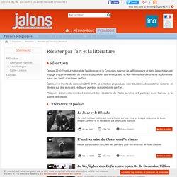 Ressources Jalons
