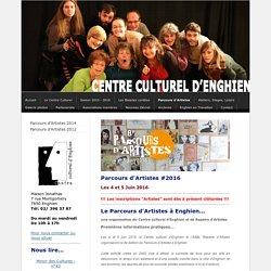 Parcours d'Artistes - Centre Culturel d'Enghien