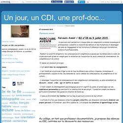 Blog + collège - Hélène Leroy
