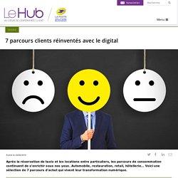 7 parcours clients réinventés avec le digital