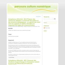 parcours culture numérique