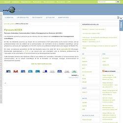Mention Ecologie Biodiversité