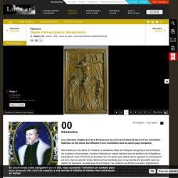 Parcours : Objets d'art européens – Renaissance