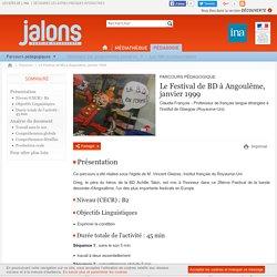 Parcours - Le Festival de BD à Angoulême, janvier 1999