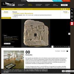 Parcours : La fonction royale - Mésopotamie